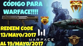 FREE WARFACE REDEEM CODE(EXPIRED) - Most Popular Videos