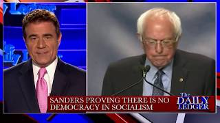 "Stop The Tape! Bernie Sanders & the Farce of ""Democratic Socialism"""