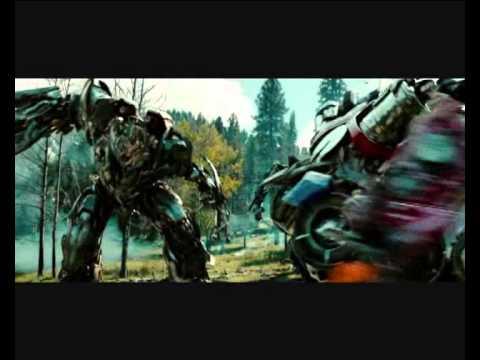 Клип про Трансформеров под Linkin Park