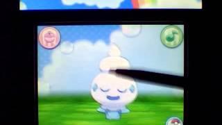 Vanillite  - (Pokémon) - Pokemon Amie Vanillite