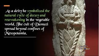 Dumuzi whose mother is a heavenly dragon #Myth #Mesopotamian