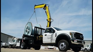 Ford - Hyva Crane - USA