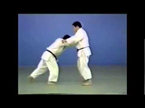 Judo - Ushiro-goshi
