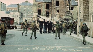video: Fifty years since British troops deployed in Northern Ireland, the border question is as relevant as ever