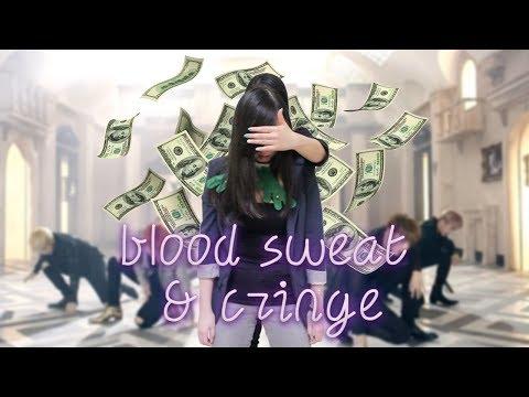BTS BLOOD SWEAT & TEARS MV PARODY [CHEAP VERSION]