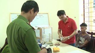Nghệ An bắt đối tượng vận chuyển 4.000 viên ma túy tổng hợp