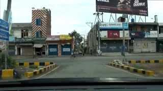 preview picture of video 'Satiana Rd | Kohinoor | Susan Rd | Canal Rd | Abdullahpur Underpass'