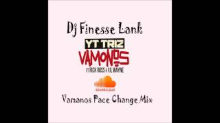 Vamonos remix- YT Triz Ft. Rock Ross, Lil Wayne