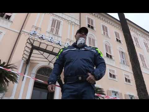CONFERMATI DUE CASI DI CORONAVIRUS NELL'HOTEL PARADISO DI DIANO MARINA