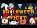 It's Halloween Tonight | Halloween Song for Kids | The Singing Walrus
