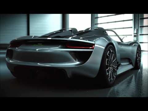 The development of the 918 Spyder