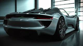 The development of the 918 Spyder