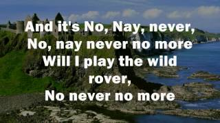 The Wild Rover(No Nay Never) The Dubliners Lyrics