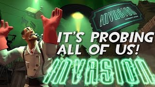 ArraySeven: INVASION Update - It's Probing All Of Us! - Video Youtube