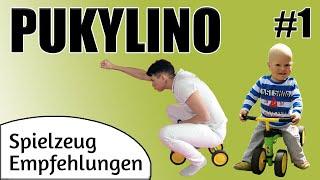 Spielzeug Empfehlung PUKYLINO von Puky | Kinderfahrzeug | Spielzeug | Laufrad | Erstausstattung