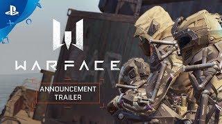 Warface - Announcement Trailer   PS4