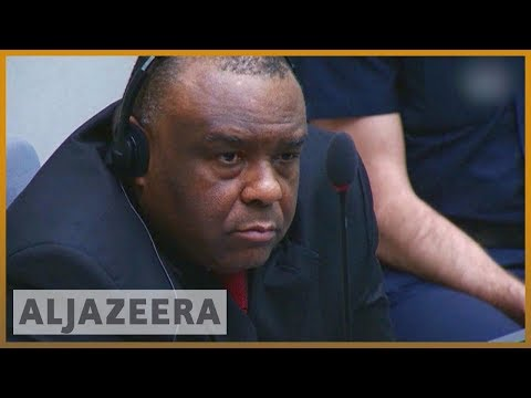 🇨🇩 DRC opposition party endorses Bemba as presidential candidate | Al Jazeera English