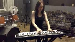 Dimmu Borgir - Mourning Palace - piano cover