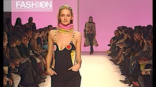 EMILIO PUCCI Fall 2003 2004 Milan - Fashion Channel