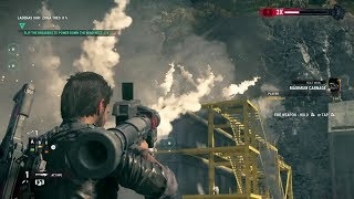 Just Cause 4 2018 Game Play with Commentry Part 6 Explosive Game Play