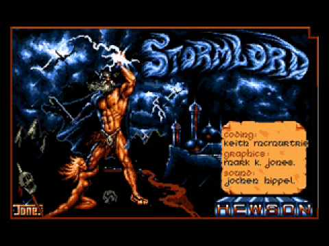 Stormlord Amiga