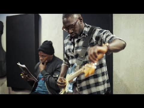 Sauti Sol - Rewind Music ft Khaligraph Jones (BTS)