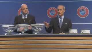 Champions League Playoffs Draw 20152016