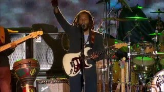 One Love – Ziggy Marley | live @ Cali Roots Festival (2014)