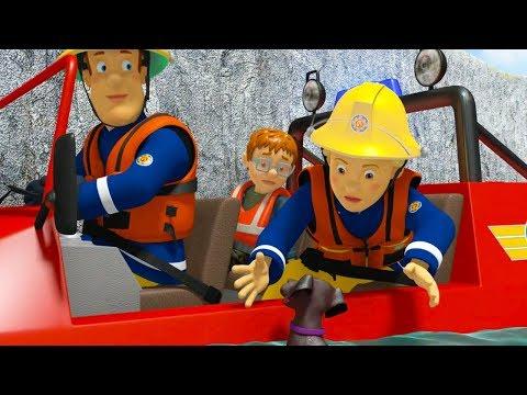 Sam le Pompier francais   Sam sauve le chien   Épisode Complet   Dessin animé