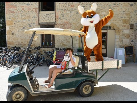 Animations au camping Sites & Paysages Le Moulin