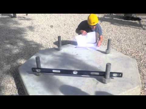 Monopole Install Educational Video
