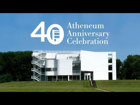 , title : 'Atheneum 40th Anniversary Speaker Series: Silvia Rode