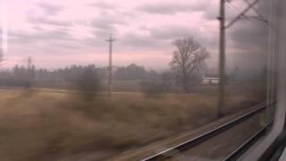 preview picture of video 'Tunel - Miechów - Kamieńczyce - EIC Maria Skłodowska - Curie'