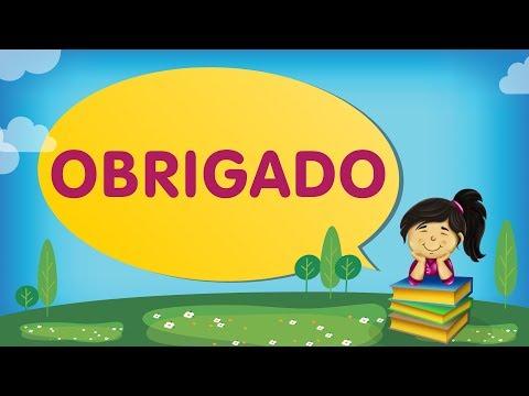 OBRIGADO | Histórias com a Tia Érika