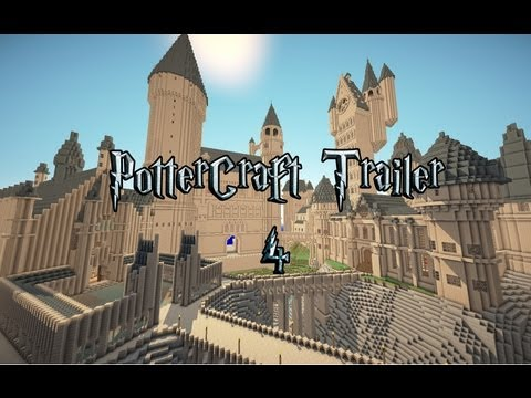 PotterCraft - The Wizarding World of Harry Potter in Minecraft (Pre-release  1)