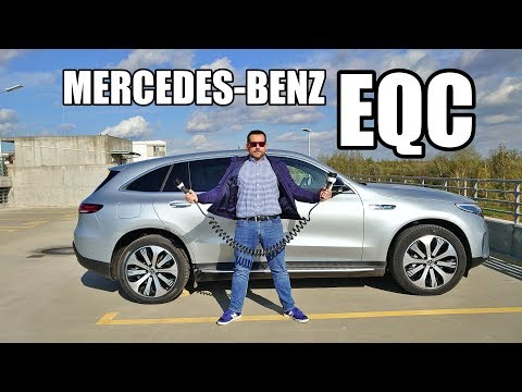 Mercedes-Benz EQC 400 Electric SUV (ENG) - Test Drive and Review