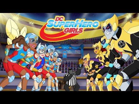 Tini szuperhősök: Intergalaktikus játékok online
