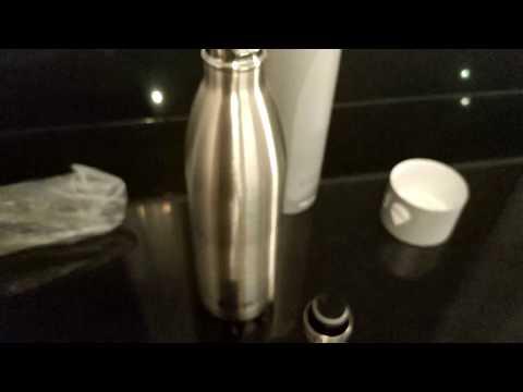 FLSK – Trinkflasche 750ml Thermoflasche Stainless aus Edelstahl Isolierflasche
