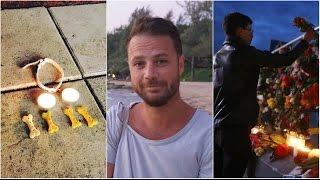 Offren Som Förlorade Sina Liv I Terrorattacken