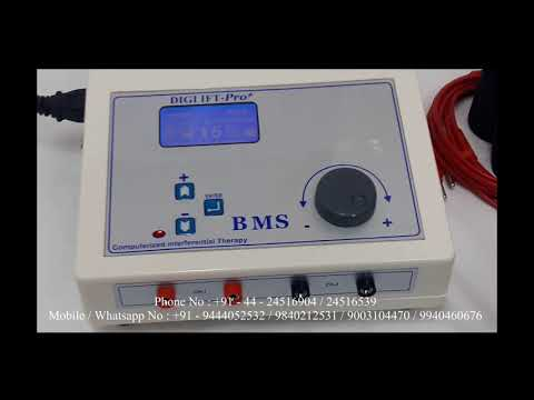 Computerized 1&3 Mhz Ultrasound Therapy