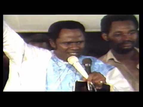 THE CRY OF A PROPHET - ARCHBISHOP BENSON IDAHOSA -