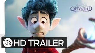 Onward Keine halben Sachen Film Trailer