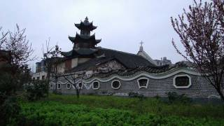 preview picture of video 'Anshun 安順 -  圓通寺 day 13 - 3 ( China )'