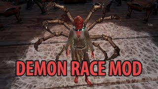 Human Demon Race