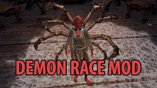 Human Demon Race