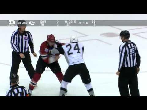 Tyler Gaudet vs. A.J. Greer