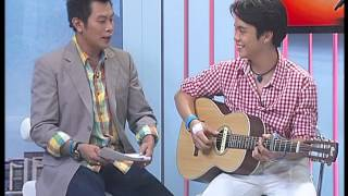 Christian Palencia on NTV7 Breakfast Show