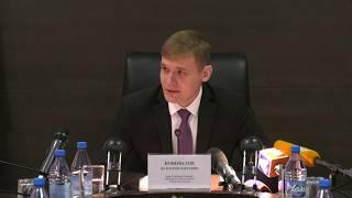 Заседание правительства - Валентин Коновалов - Абакан 24