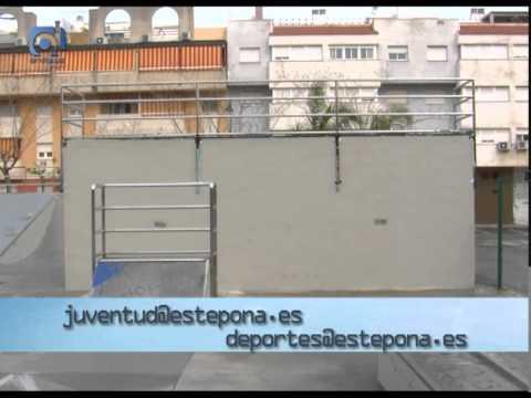 Concurso de grafittis en el Skate Park