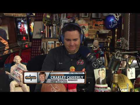 NFL Network's Charley Casserly | Full Interview | The Dan Patrick Show | 1/3/19